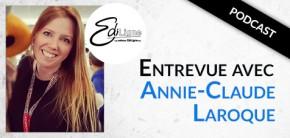 Annie-Claude Laroque éditrice chez Édiligne