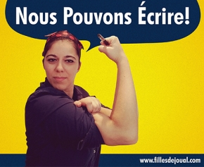 Journée de la femme, We can do it