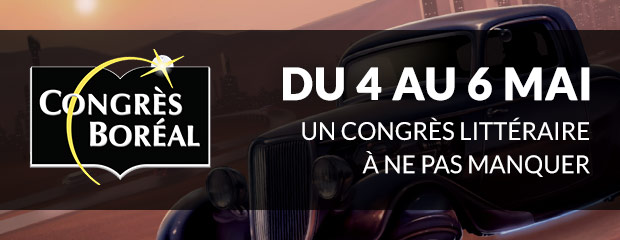 Congrès Boréal 2018