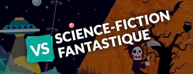 science-fiction vs fantastique, sondage étude des filles de joual