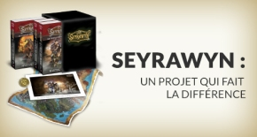 Seyrawyn, litterature pour jeunes, fantaisie