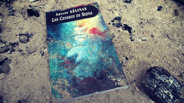 Les cendres de Sedna par Ariane Gélinas