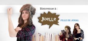 Joelle Rivard, fille de joual